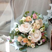 Sophisticated Vintage Wedding Bouquet- Faria Munmun Photography
