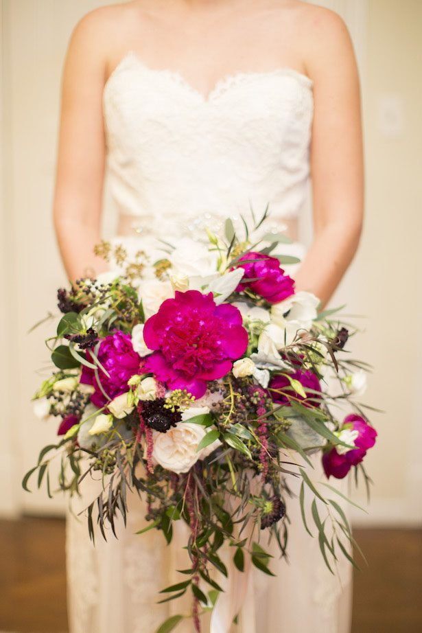 Wedding Bouquet - Anna Schmidt Photography