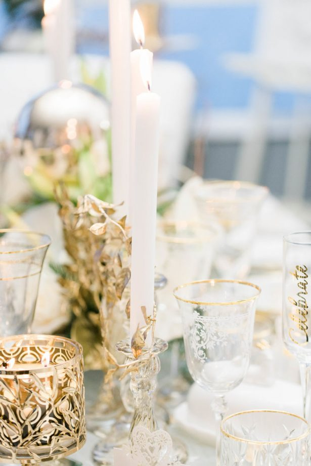 Wedding Candle - Lula King Photography