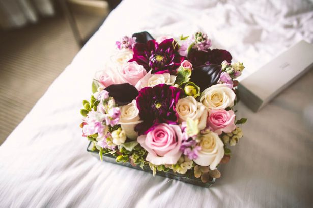 Wedding Flowers - Julian Ribinik Photography
