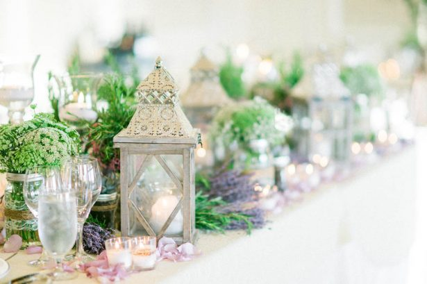 Wedding Lantern - Donna Lams Photo