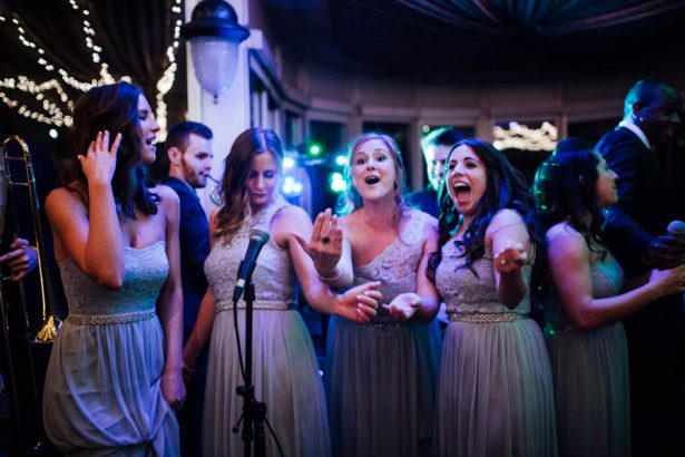 Wedding Music Bridesmaids - Esvy Photography