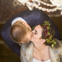 Winter Wedding - Anna Schmidt Photography