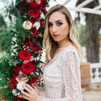 Winter Wedding Inspiration - Harmony Lynn Photography