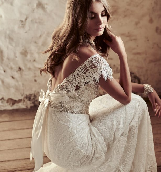 Wedding Dresses by Anna Campbell 2018 Eternal Heart Collection – Part 2