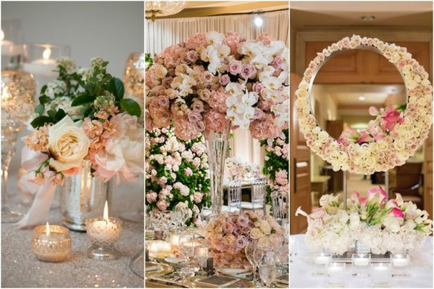 Best Wedding Centerpieces of 2017