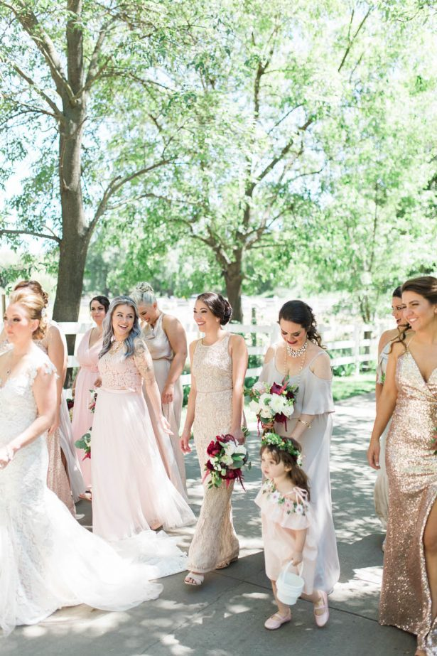 Bridal Party - Jenny Quicksall Photography