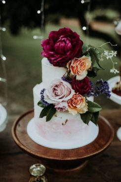 Floral Cakes Belle The Magazine