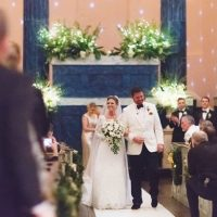Church wedding ceremony - Don Mears Photography