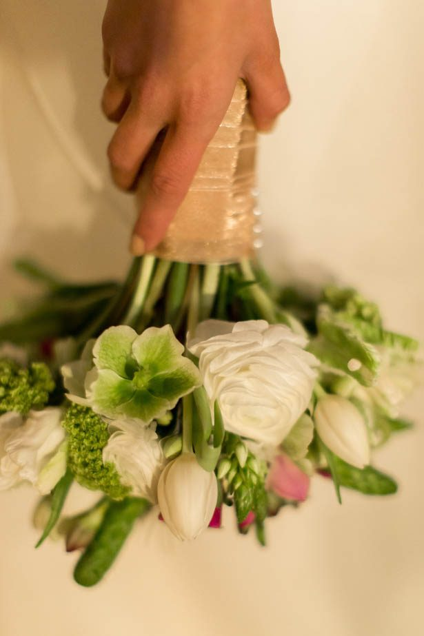 Classic wedding bouquet - Emily Leis Photography