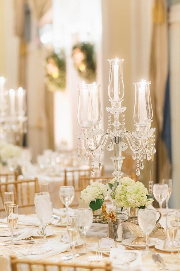 Elegant New Years Eve Wedding