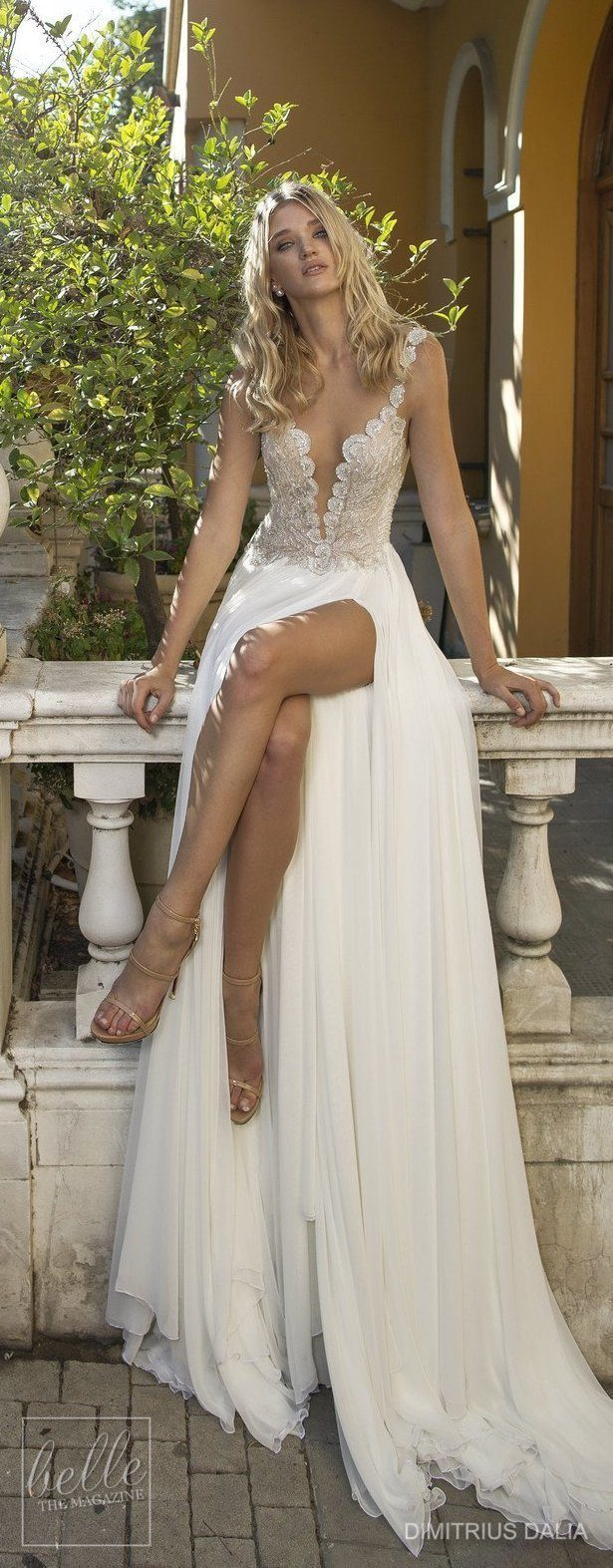 Dimitrius Dalia Wedding Dresses 2017 - Tel Aviv Collection
