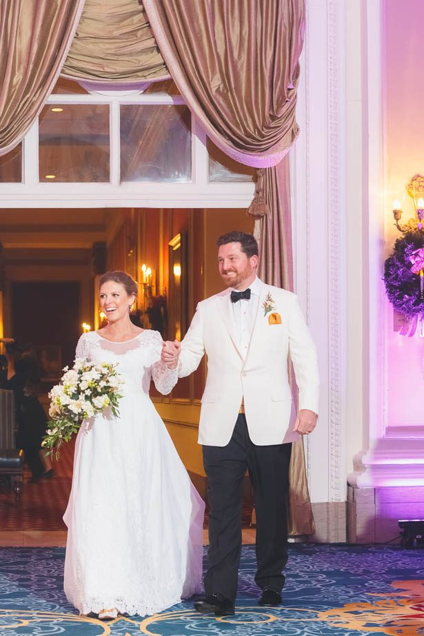 Elegant New Years Eve Wedding - Don Mears Photography