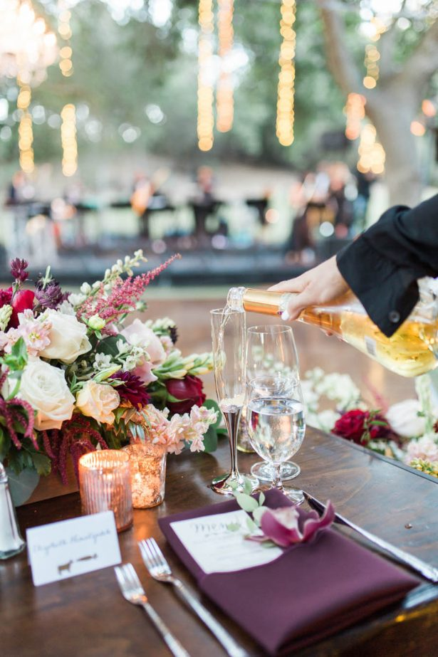 Elegant Ranch Wedding Details - Jenny Quicksall Photography