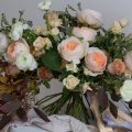 Fall Wedding Bouquet - Victoria Ezhenkova Photography