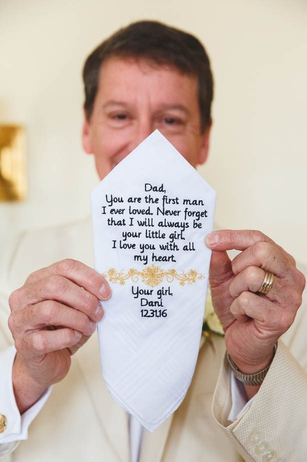 Father of the bride giftWedding shoe bottoms - Don Mears Photography