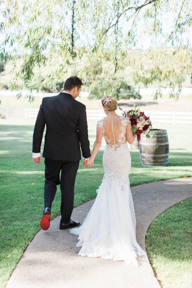 Gorgeous Ranch Wedding Photography - Jenny Quicksall Photography