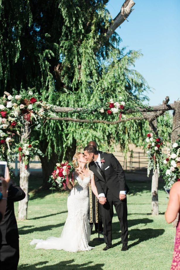 Gorgeous Ranch Wedding - Jenny Quicksall Photography