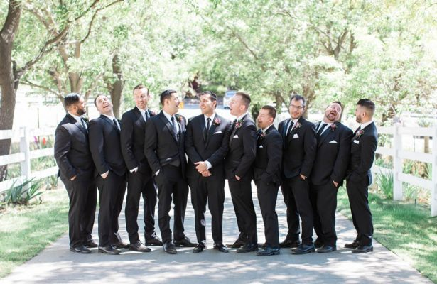 Groomsmen - Jenny Quicksall Photography