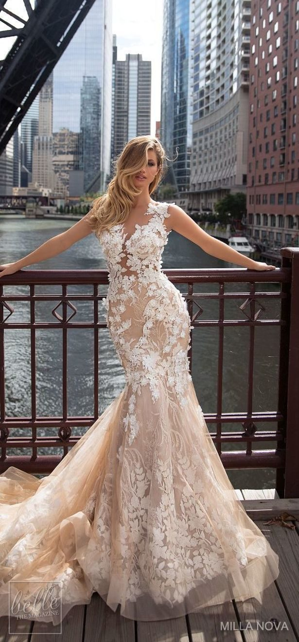 Milla Nova 2018 Wedding Dresses Collection | Chicago Campaign
