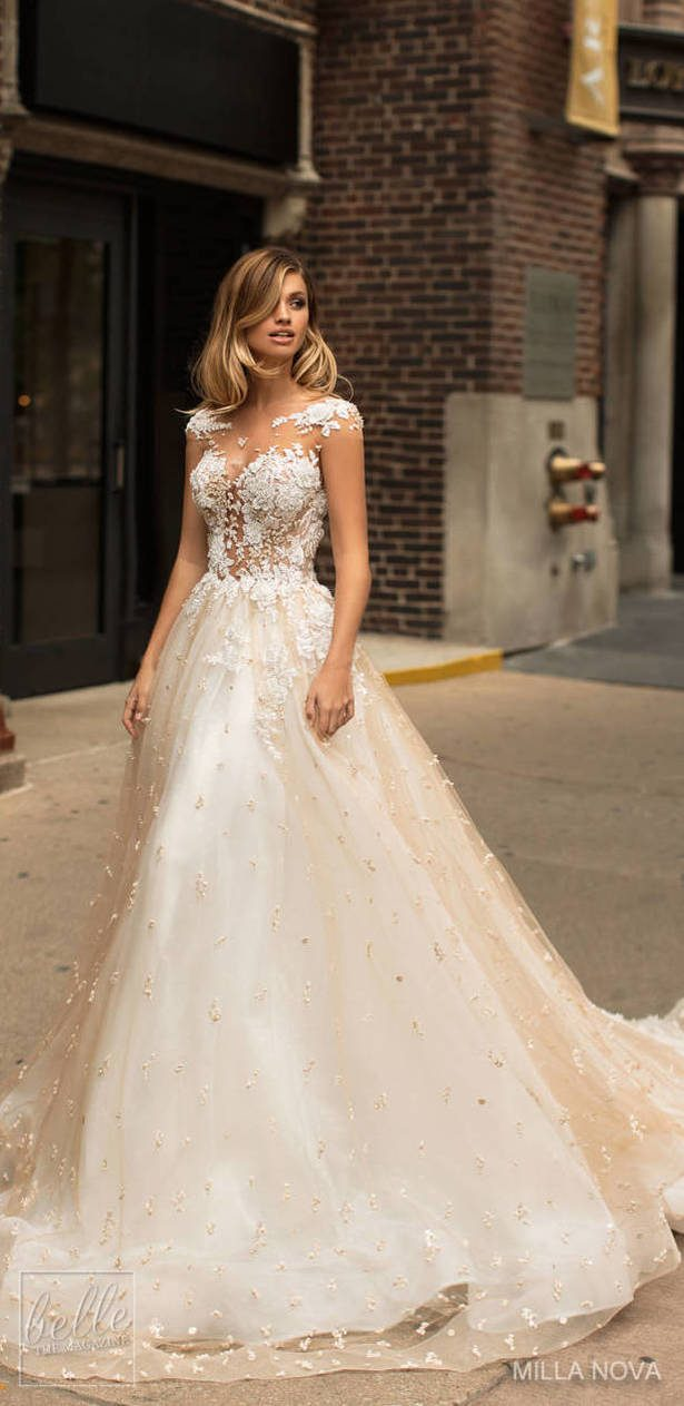 Milla nova 2018 wedding dresses collection chicago campaign Milla nova wedding dress 2018
