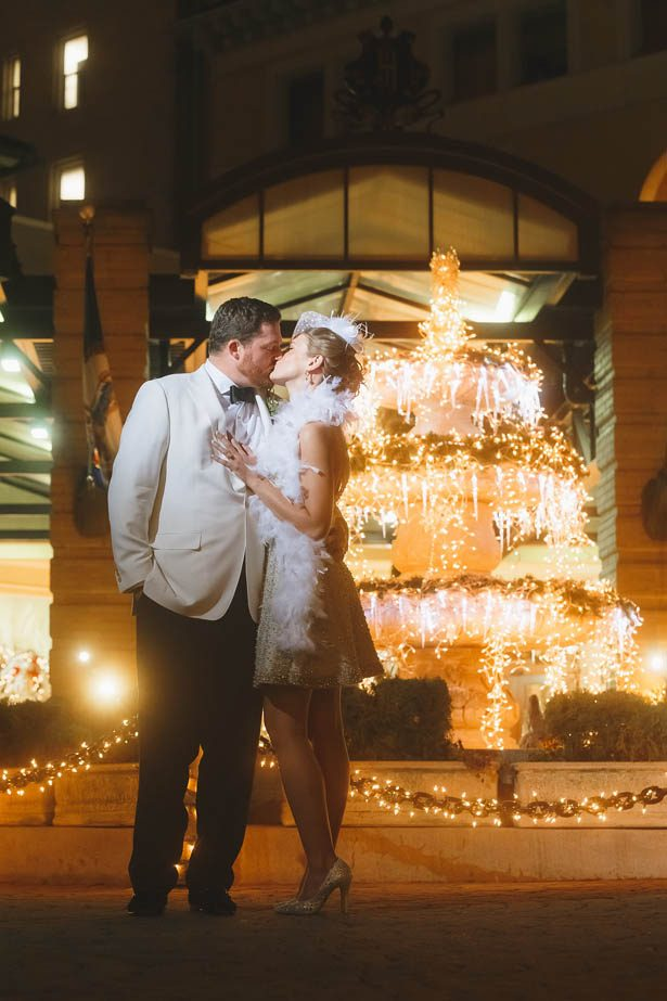 New Years eve wedding - Don Mears Photography