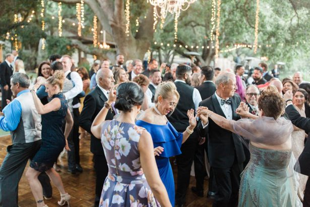Ranch Wedding Reception - Jenny Quicksall Photography