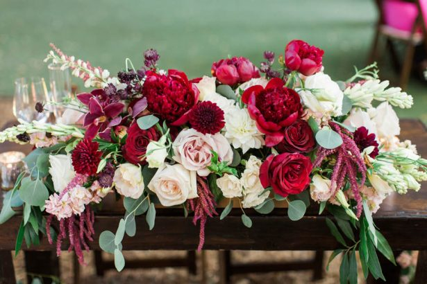 Rustic Wedding Flowers - Jenny Quicksall Photography
