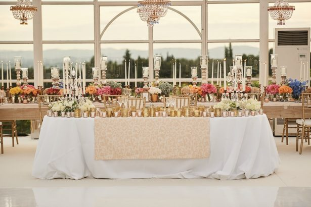 This Tuscany Wedding is Your Guide To mixing Rustic and Glamorous