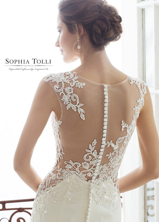 Sophia Tolli Wedding Dress Spring 2018