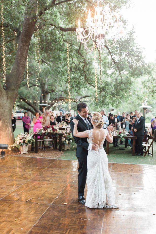 Wedding First Dance - Jenny Quicksall Photography