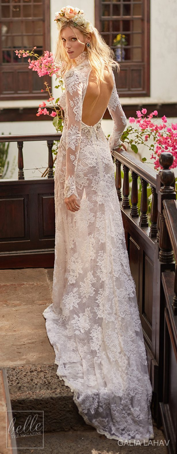 30 Bohemian Wedding Dresses That Will Take Your Breath Away