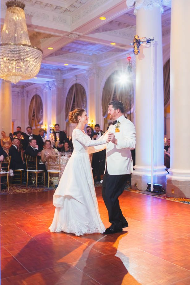 Wedding first dance - Don Mears Photography