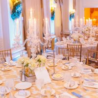 Wedding tablescape - Don Mears Photography