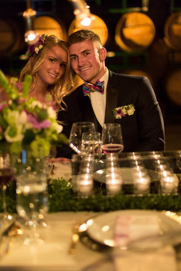 Winery wedding inspiration - Emily Leis Photography