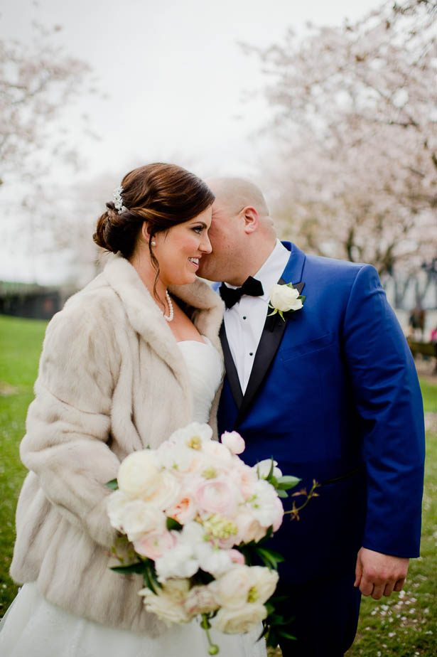Winter Wedding - Photography: Mosca Studio