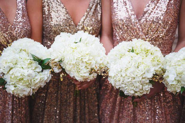 bridesmaids bouquets - Don Mears Photography