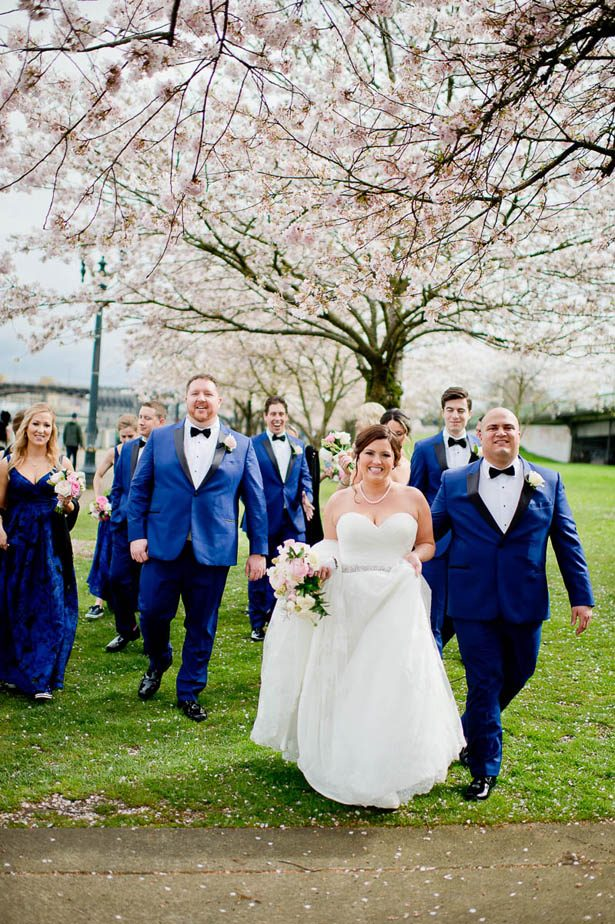 Spring Wedding - Photography: Mosca Studio