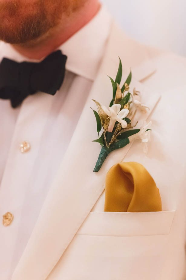 wedding boutonniere - Don Mears Photography