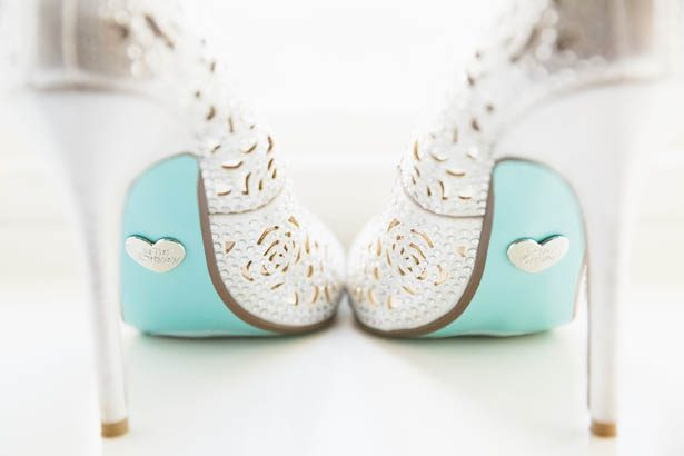 wedding shoes - Don Mears Photography
