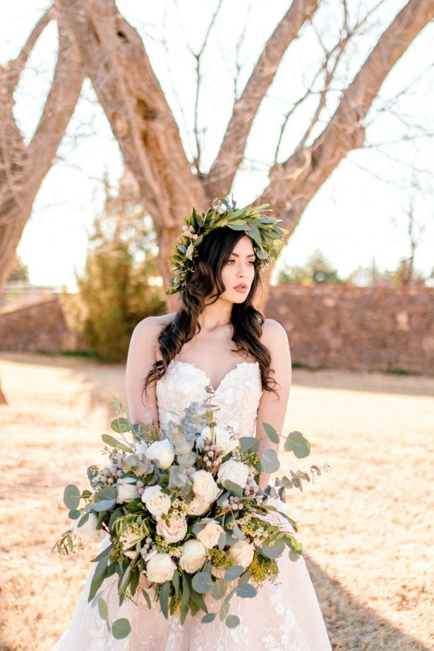 Bohemian bride - Sparrow and Gold Photography
