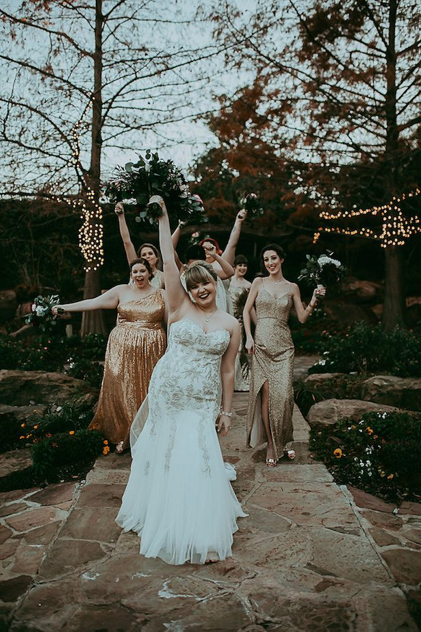 Bridal party photo - Ashley Layden Photography