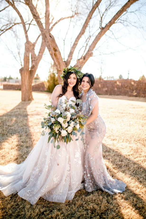 Bride and mother of the bride - Sparrow and Gold Photography
