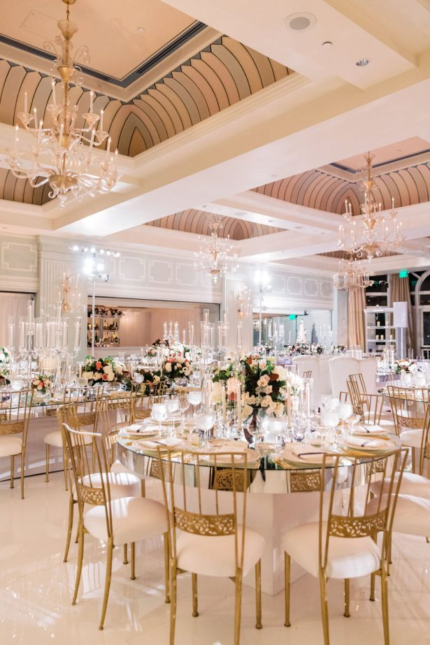 Classic White Luxe Wedding Reception - ​Jana Williams Photography​