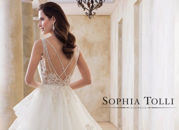 16 Show-Stopping Wedding Dresses That Are Even More Beautiful From The Back