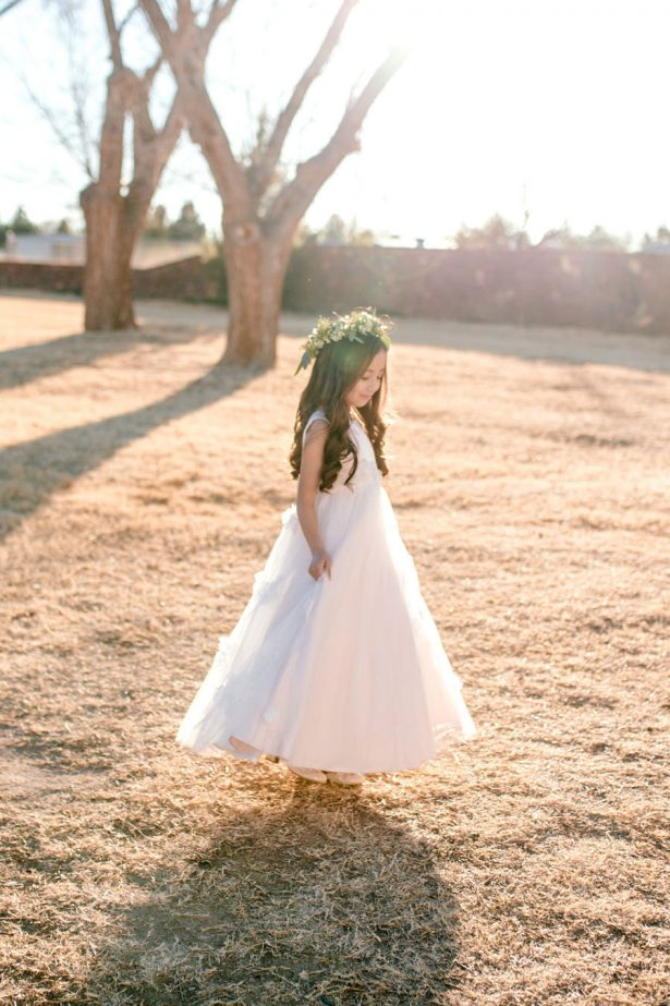 Flower girl dress - Sparrow and Gold Photography