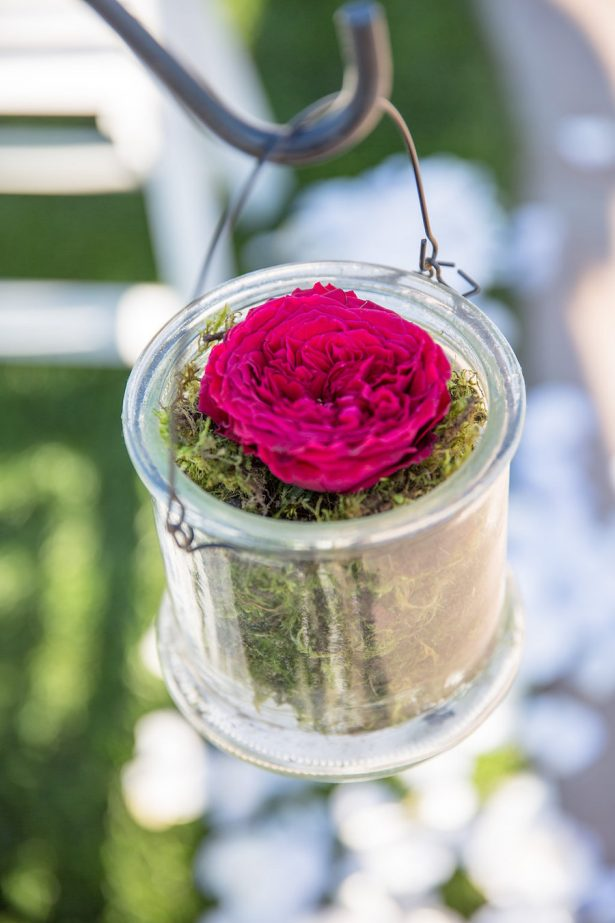 Garden wedding decorations - Eva Rieb Photography
