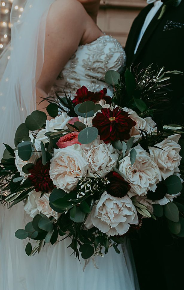 Gorgeous Wedding bouquet - Ashley Layden Photography