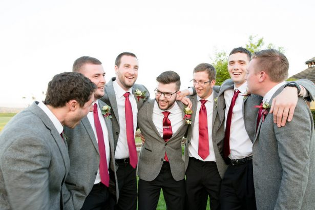 Groomsmen - Eva Rieb Photography