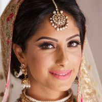 South Asian Bride - Embrace Life Photography